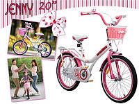 """Детский велосипед Royal Baby Princess Jenny 20"""""""