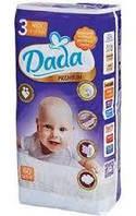 Подгузники Dada Premium 3 midi (4-9 кг) 60 шт. (66100229797)