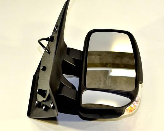 Наружное зеркало заднего вида (R, правое) на Renault Master III 2010->  — Polcar (Польша)  -  60N1521M