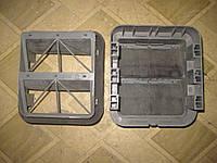Решетка воздуховода вентиляционная 96801068 Шевроле Авео Chevrolet Aveo Т250