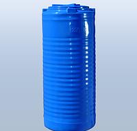 Пластиковый бак вертикальный 750 литров (двухслойный) Рото Европласт