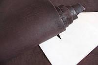 Юфть шорно-седельная темно-коричневого цвета арт. СК 1413