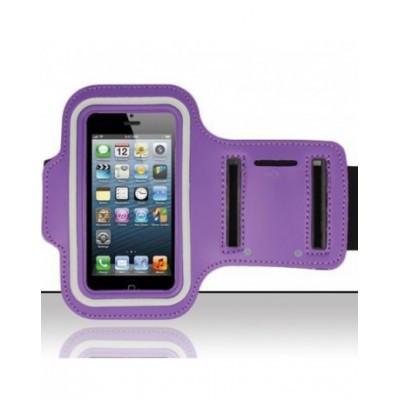Спорт чехол на руку для iPhone 5 Violet