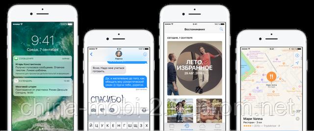 Айфон 7 на андроиде с оболочкой IOS