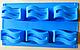 Силиконовая форма для евродесертов Ondina 28,2 см 16,5 см, фото 2