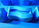 Силиконовая форма для евродесертов Ondina 28,2 см 16,5 см, фото 3