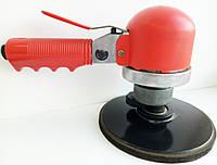 Машинка пневматична шліфувальна ексцентрикова (d150мм),  Tusk Pneumatic (PRM002573), фото 1