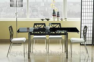 GD-017 стол стеклянный раскладной signal (в наличии цветовая гамма)