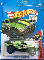 Базовая машинка Hot Wheels Toyota Off-Road