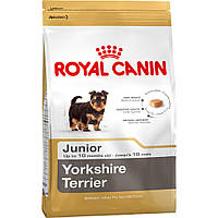 Royal Canin YORKSHIRE TERRIER 29 JUNIOR (ЙОРКШИР ТЕРЬЕР ДЖУНИОР) корм для щенков до 10 месяцев 0,5КГ