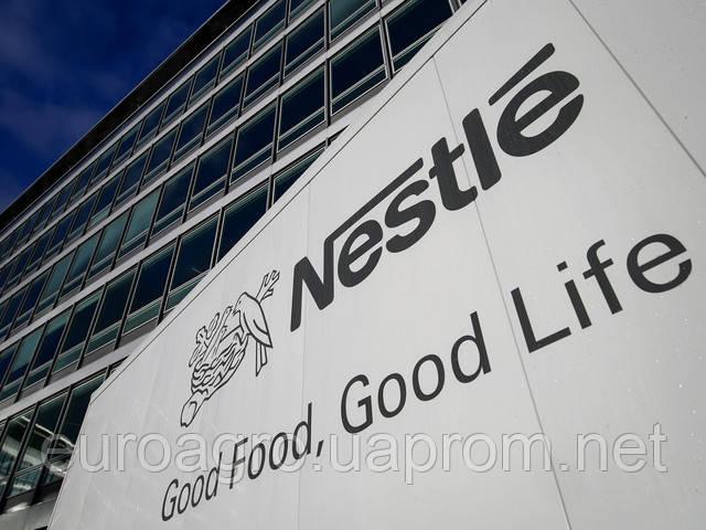 Nestle ищет новых партнеров в Украине