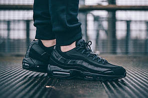 """Кроссовки Nike Air Max 95 OG """"All Black"""", фото 2"""