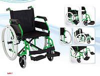 Коляска инвалидная регулируемая механическая Golfi-7 (Турция)