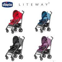 Коляска Chicco Lite Way (різні кольори), фото 1