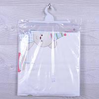 """Плед-пеленка для новорожденных """"Мишка"""". Евро-бамбук. Оптом"""