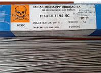 LUCAS Filalu 1192 NC Припой для пайки алюминия с флюсом (пруток - 50см)