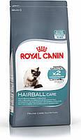 ROYAL CANIN HAIRBALL CARE (ХЕЙРБОЛЛ КЕАР) сухой корм для взрослых кошек 0,4КГ