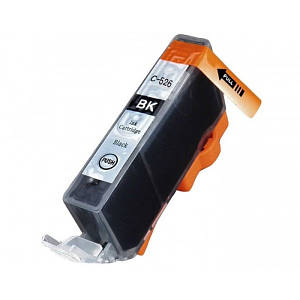 Картридж Canon CLI526 Black аналог JetWorld CLI-526 Bk