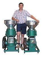 Гранулятор ГУК-800 кормов и пелет