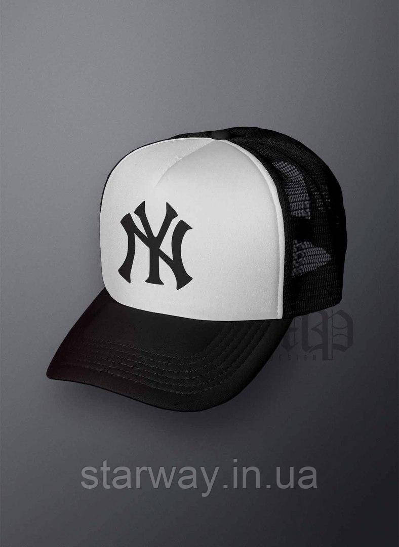 Кепка тракер New York logo