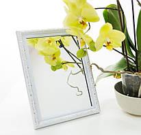 Зеркало в багете, зеркала настольные, зеркала настенные, зеркало с подставкой, 2116-13