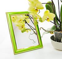 Зеркало в багете, зеркала настольные, зеркала настенные, зеркало с подставкой, 2313-36