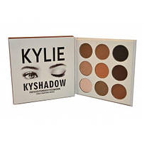 Тени Kylie Cosmetics Kyshadow The Bronze Palette 9 оттенков