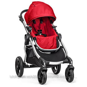 Baby Jogger City Select Red