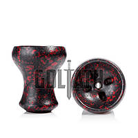 Чаша Goliath Bowl Turkish, Red Black Marble