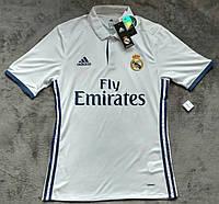 Футболка Реал Мадрид (белая)