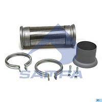 Р/к гофры Mercedes  010.660 (SAMPA)