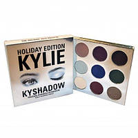 Палитра теней Kylie Cosmetics Kyshadow Holiday Edition 9 оттенков