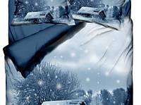 Комплект постельного белья  Class евро размеp Winter