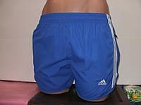 Шорты Спорт мужские adidas электрик