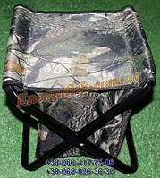 Стульчик с сумкой дубок h43*30*31