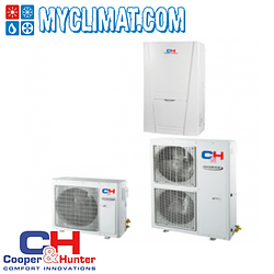 Тепловой насос воздух-вода Cooper&Hunter CH-HP8.0SINK 8 кВт
