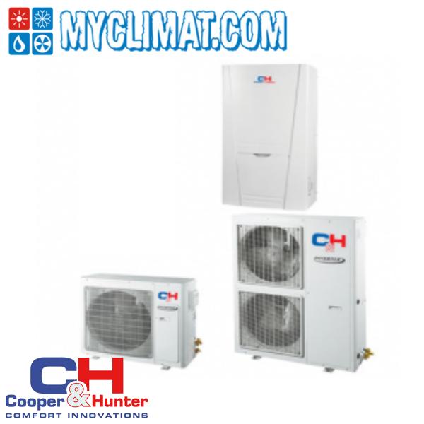 Тепловой насос воздух-вода Cooper and Hunter CH-HP8.0SINK 8 кВт