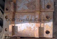 Подкладка раздельного скрепления КД-50 к жд рельсам типа Р-50 по ГОСТ 16277-93