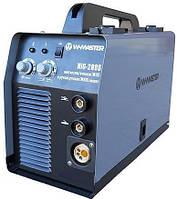 Сварочный инверторный полуавтомат W - Мастер MIG-280 S