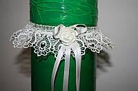 Подвязка на ногу для невесты, фото 1