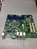 Материнская плата сокет LGA1156 новая стандартная mATX