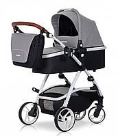 Универсальная коляска 2 в 1 EASY GO OPTIMO grey fox