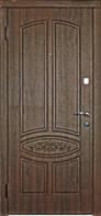 Двери входные Эконом модель Гранат, фото 1