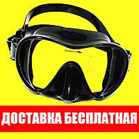 Маска для плавания BS Diver Venom биси дайвер веном подводной охоты дайвинга снорклинга