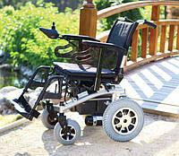 Коляска инвалидная многофункциональная с электроприводом JT-320 (Турция)