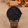 Часы MVMT коричневые с черным