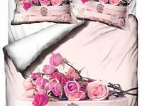 Комплект постельного белья  Class евро размер Gulsanem