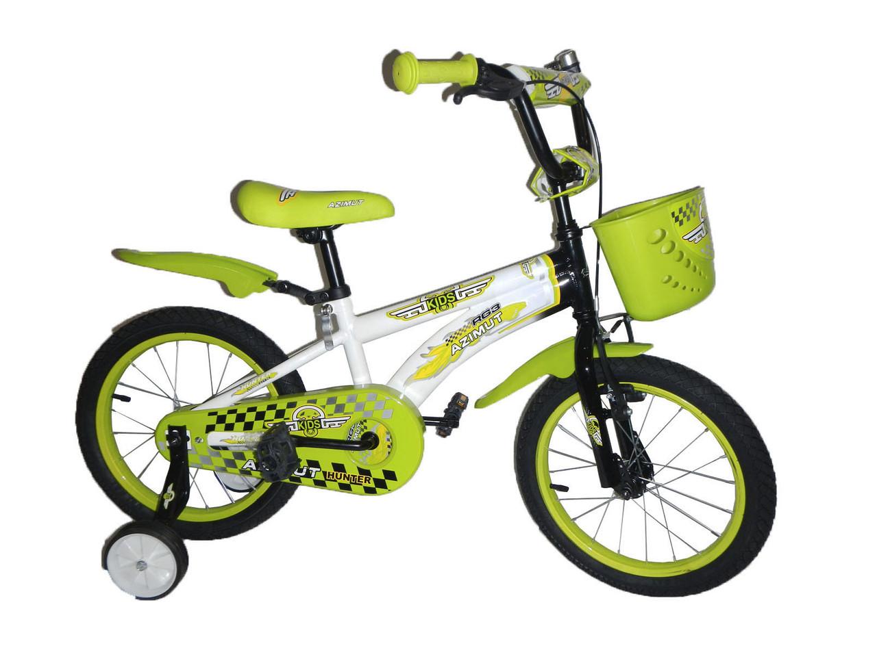 """Детский велосипед Hunter (16 дюймов) -   Интернет-магазин """"VELOSPORT.OD.UA""""  в Одессе"""