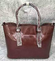 Женская сумка Grays GR-2001B коричневый