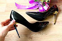 Туфли лодочка (Черный)